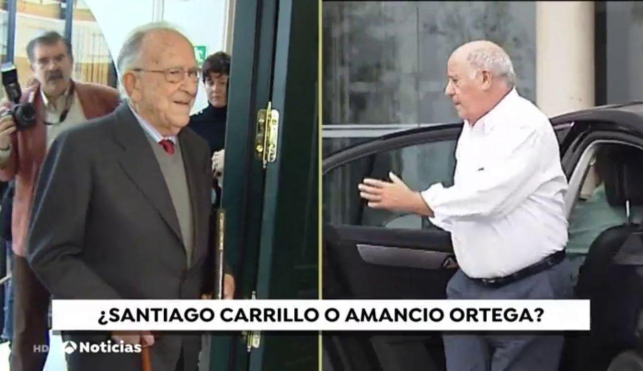 El Ayuntamiento de Dos Hermanas rechaza que la calle 'Santiago Carrillo' se llame 'Amancio Ortega' con la abstención de PP y Cs