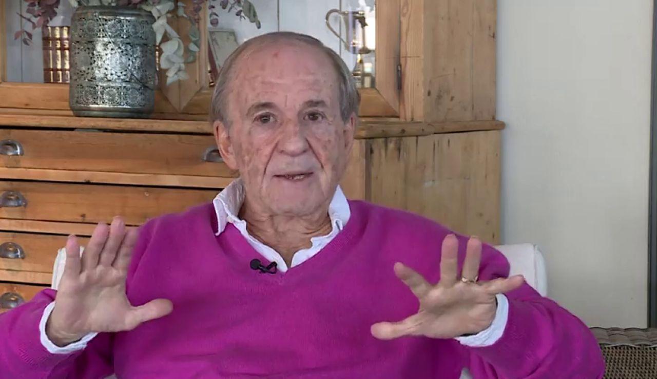 """José María García habla con Antena 3 Deportes: """"Tal y como está organizado el fútbol femenino es una gran mentira"""""""