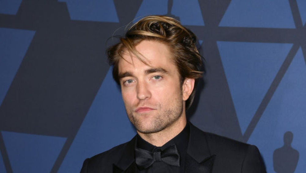 Robert Pattinson en los Governors Awards