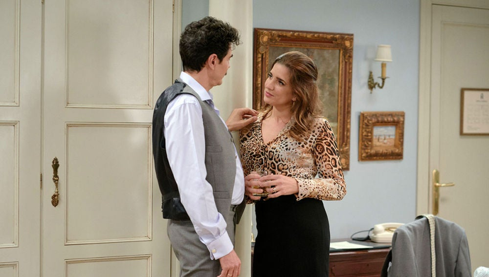 Irene y Armando, una relación que ¿dejará de ser clandestina?