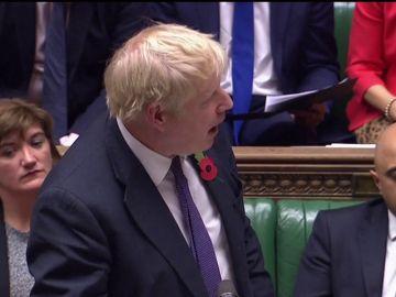 El Parlamento no acepta las elecciones anticipadas que proponía Boris Johnson
