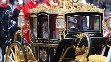 La Reina Isabel II en una imagen de archivo