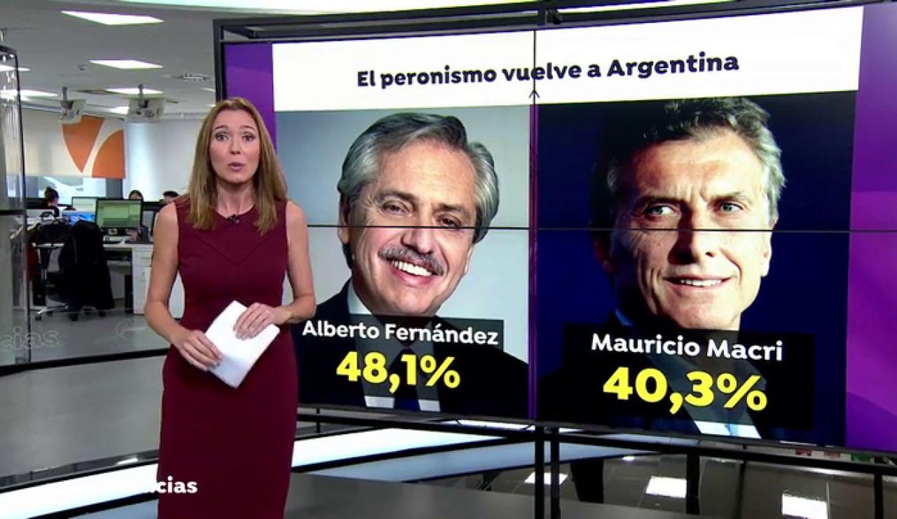 Cristina Kirchner vuelve al poder en Argentina a la sombra de Alberto Fernández