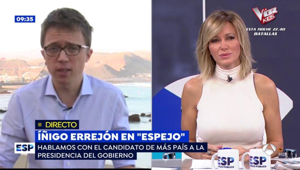 Íñigo Errejón.