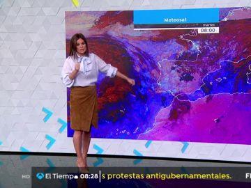 El tiempo en Antena 3.
