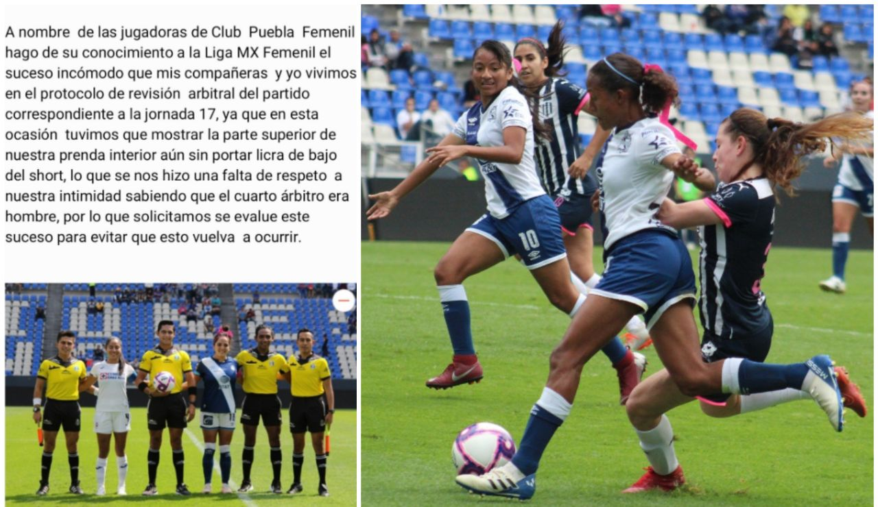 Club Puebla Femenil