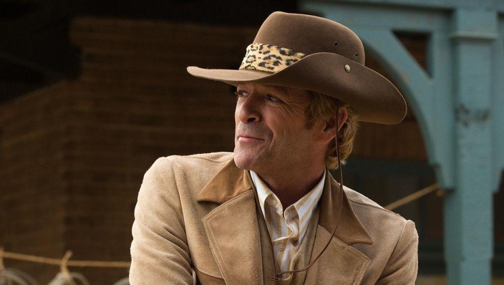 Luke Perry en 'Érase una vez en Hollywood'
