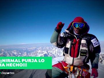 Nirmal Purja, el señor de las cumbres tras hacer los 14 'ochomiles' en 190 días