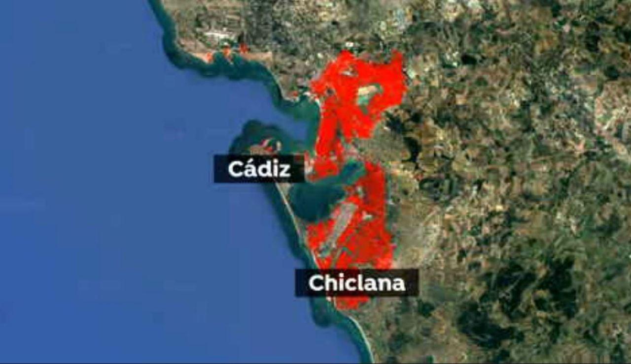 Cádiz y Chiclana
