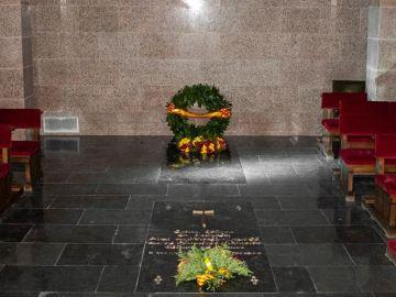 La tumba de Franco en Mingorrubio