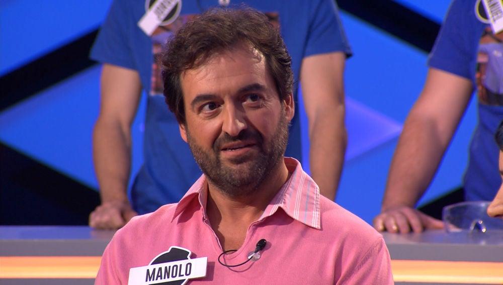 """""""Yo he puesto a la gente en pie en la Universidad de Cambridge"""", la increíble anécdota de Manolo de 'Los Dispersos' en '¡Boom!'"""