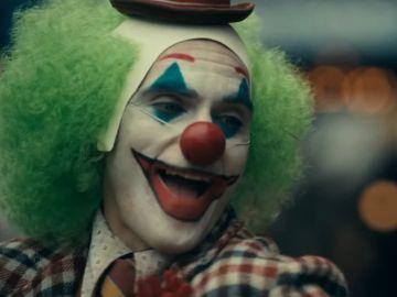 El Joker de Joaquin Phoenix
