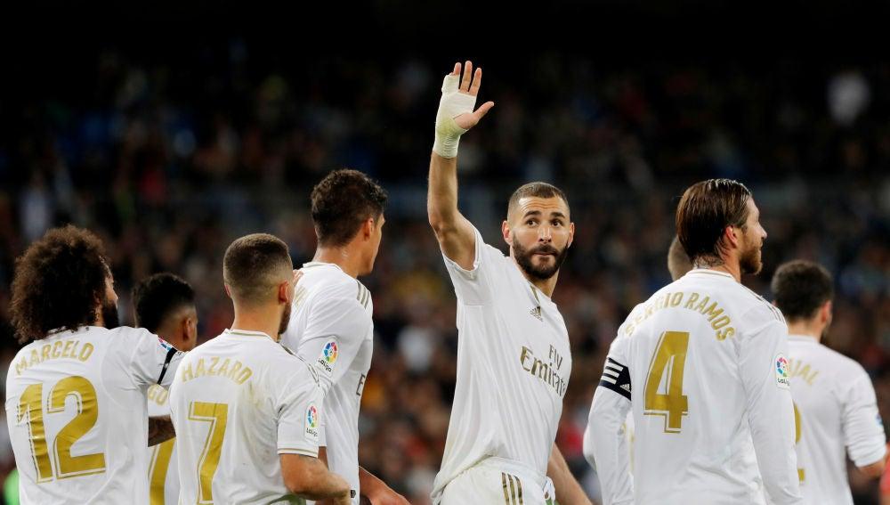 Eibar - Real Madrid: Liga Santander