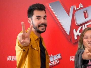 La Familia Carameluchi presenta el Top 5 de las primeras batallas de 'La Voz Kids'