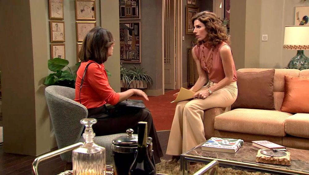 Cristina llevará la delicada separación de Julia y Armando