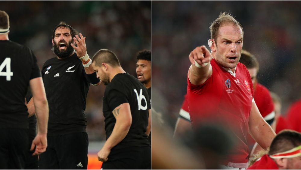Nueva Zelanda vs Gales, por la medalla de bronce del Mundial de Rugby