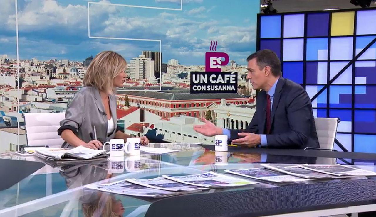 Pedro Sánchez busca el voto de los dos millones de indecisos que le pueden dar la mayoría