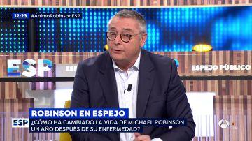 Michael Robinson.