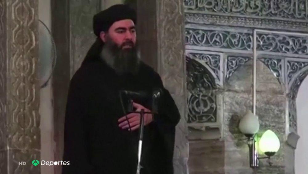 Abu Bakr Al Baghdadi, el fallecido líder del ISIS, era un obsesionado del fútbol