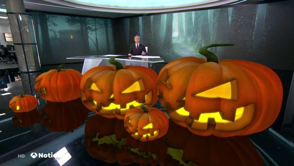 Halloween llega en realidad aumentada al plato de Antena 3 Noticias