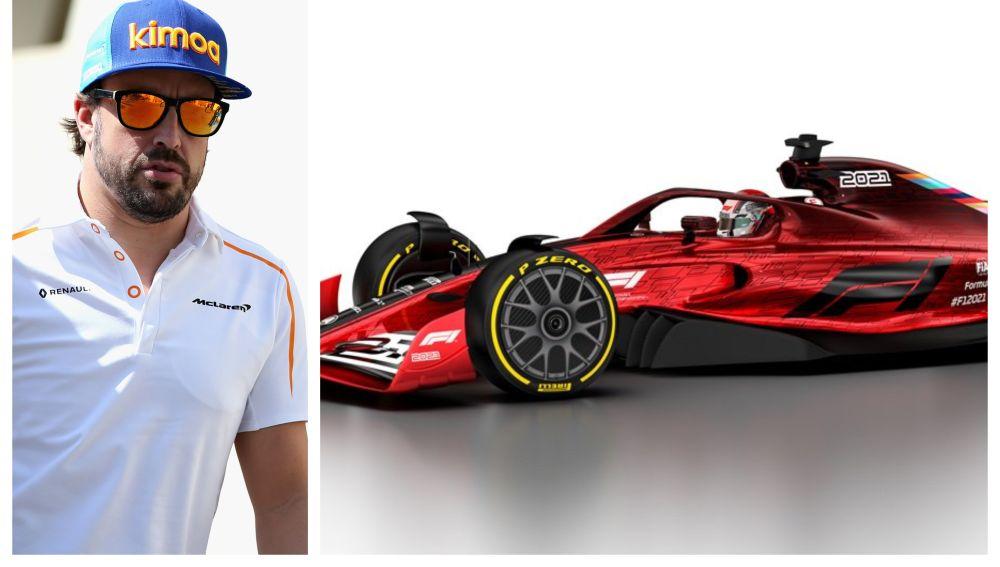 Los nuevos coches de la Fórmula 1 para 2021