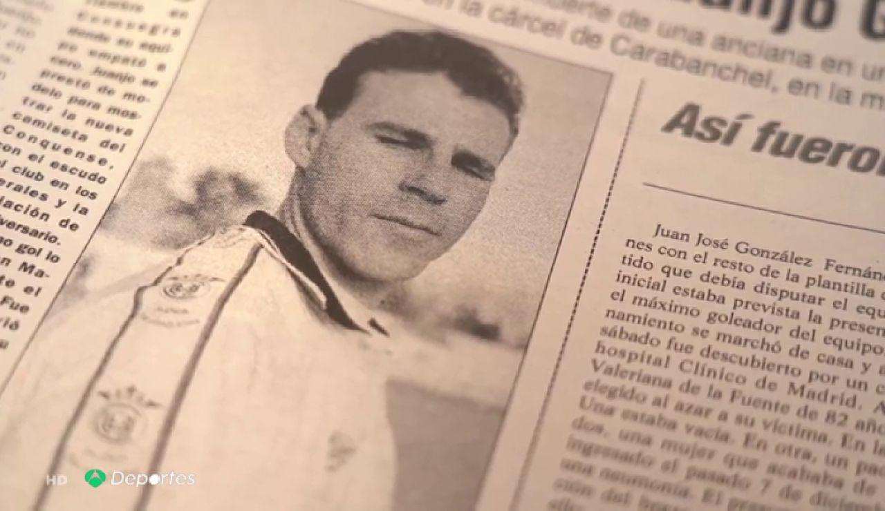 El 'asesino del Clínico' fue futbolista de la Balompédica Conquense hace 22 años