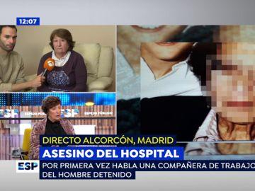 Asesino del 'hospital de Alcorcón'