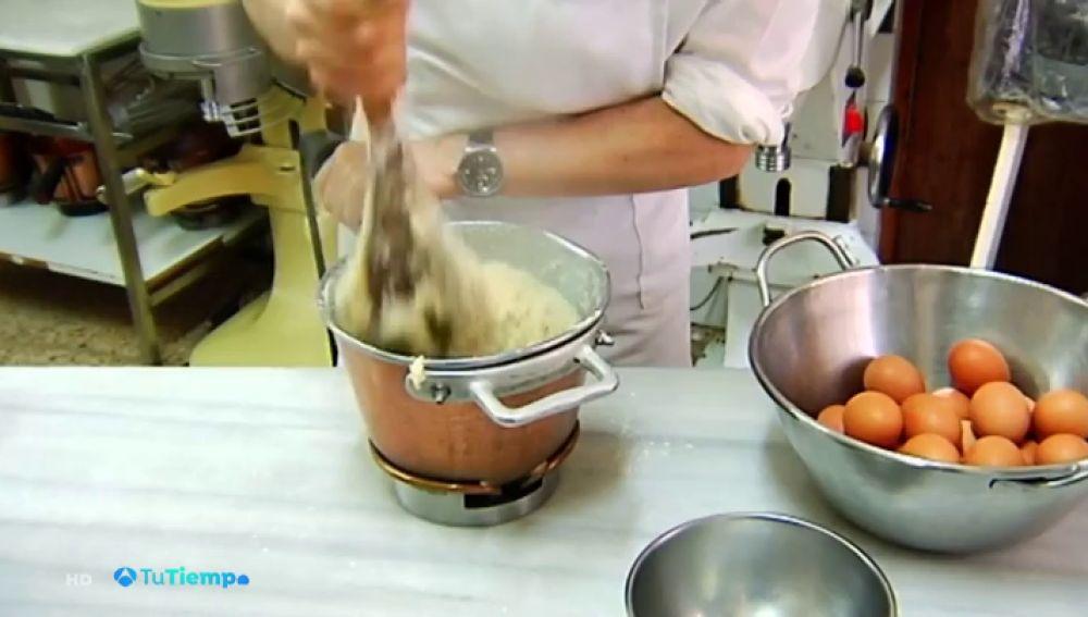 La receta perfecta de los buñuelos de viento está en Medina de Rioseco
