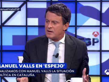 Manuel Valls en Espejo Público