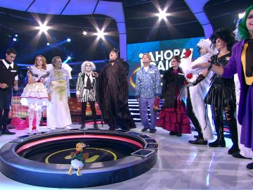 Descubre a los terroríficos concursantes del especial Halloween de '¡Ahora caigo!'