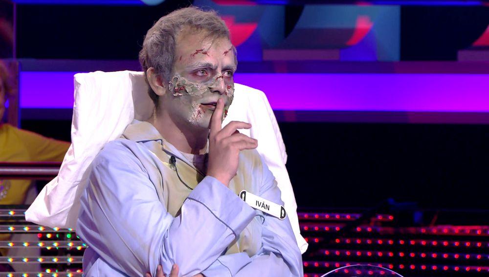Josep Pedrerol, el inesperado 'invitado' del especial Halloween de '¡Ahora caigo!'