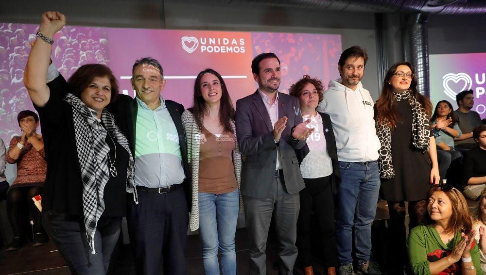 Elecciones generales 2019: Unidas Podemos comienza la campaña electoral