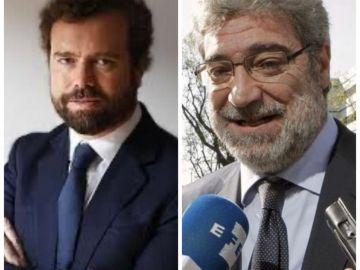 Espinosa y Miguel Ángel Rodríguez