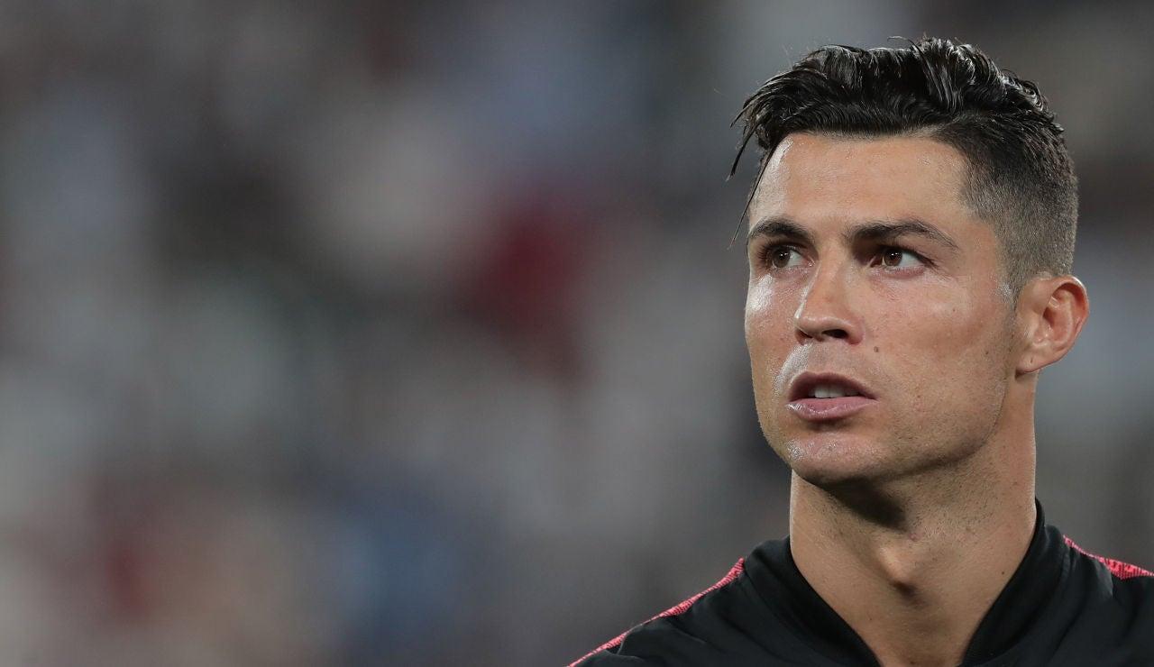 Cristiano con la Juventus