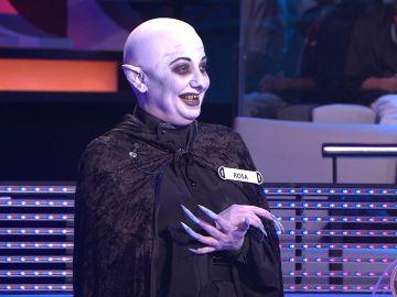 La ironía de Arturo Valls ante la peculiar forma de cantar de la Nosferati de Bilbao