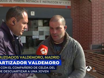 El carnicero tatuador de Valdemoro.