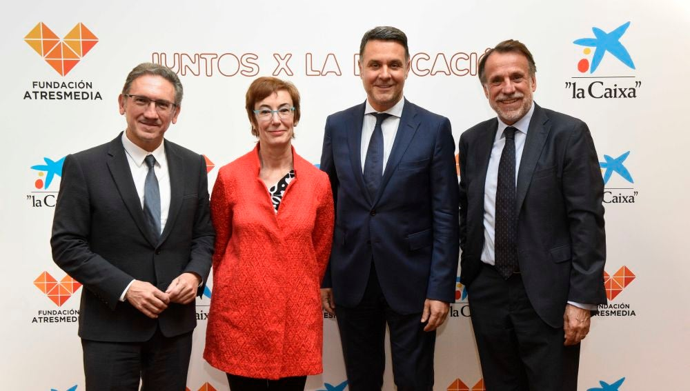 Fundación Atresmedia y 'la Caixa' lanzan la séptima edición de los Premios 'Grandes Iniciativas' para colegios y profesores