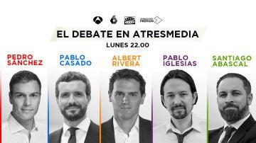 Elecciones generales 2019: El Debate en Atresmedia (Sección)