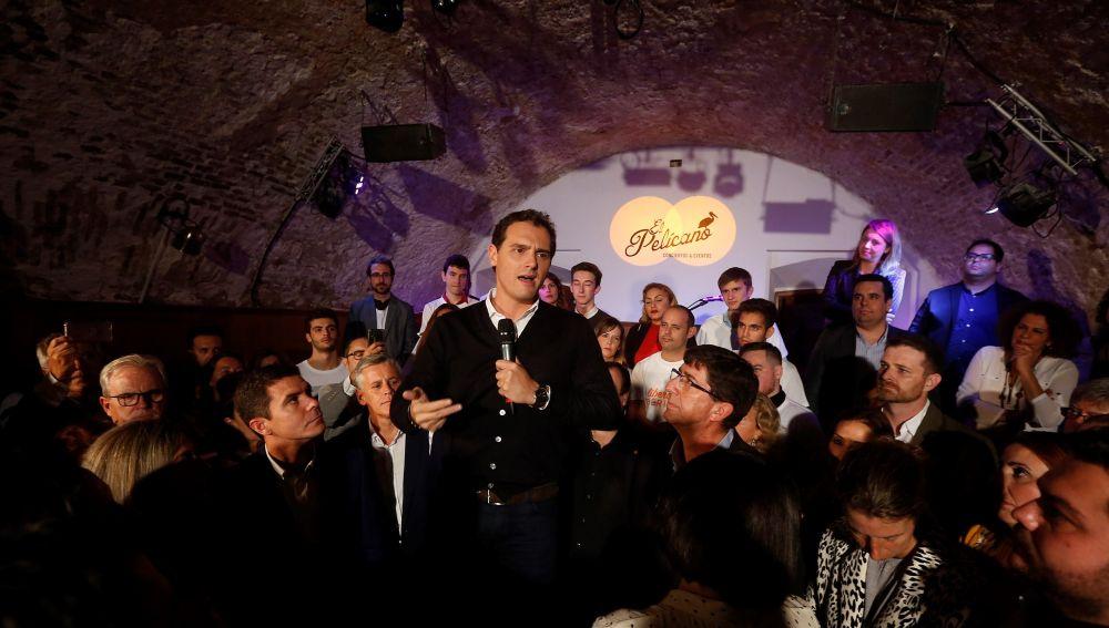 Elecciones generales 2019: Albert Rivera en el comienzo de la campaña electoral