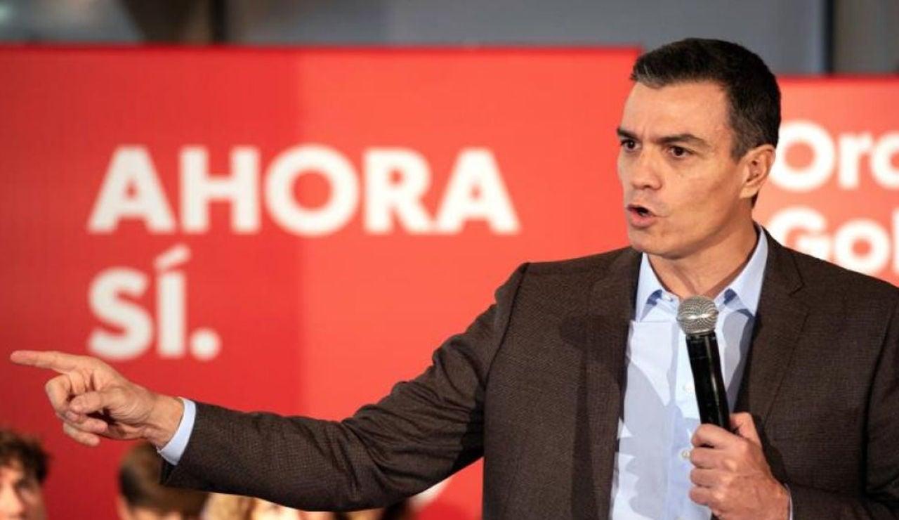 A3 Noticias 1 (01-11-19) Sánchez promete que no pactará con el PP