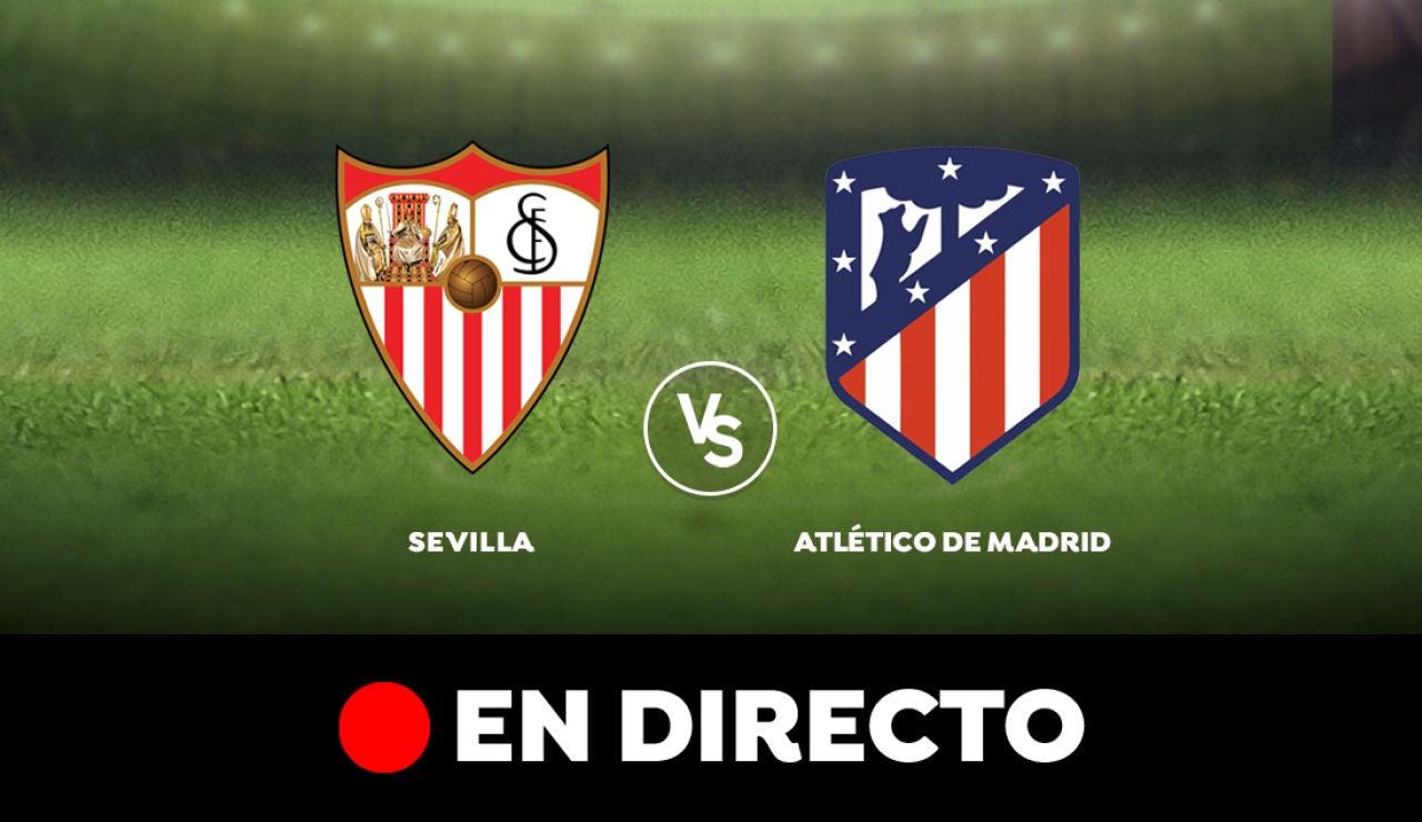 Sevilla vs Atlético, partido de la jornada 12 de Liga