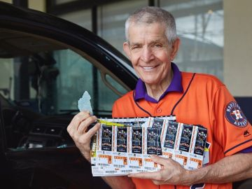 Jim McIngvale, el fanático de los Astros