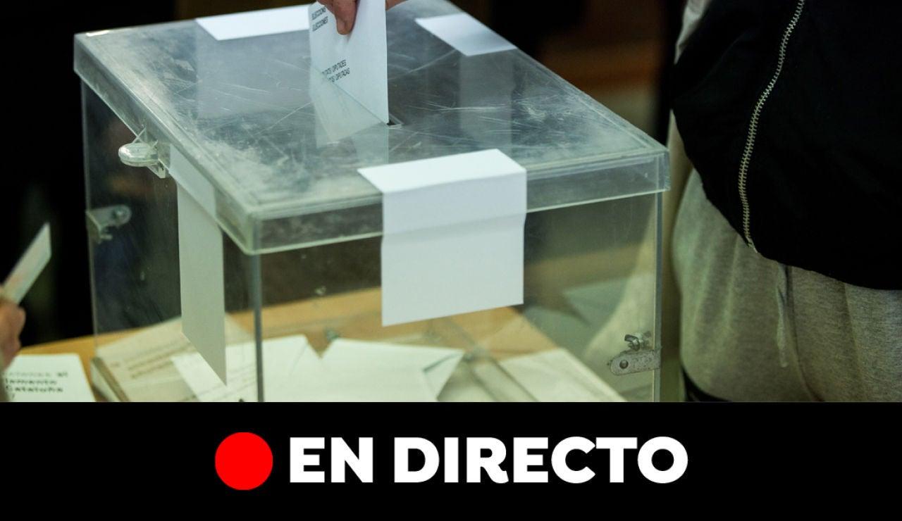 Elecciones generales 2019: Campaña electoral 10-N, en directo