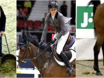 Imágenes del 'Helsinki International Horse Show'