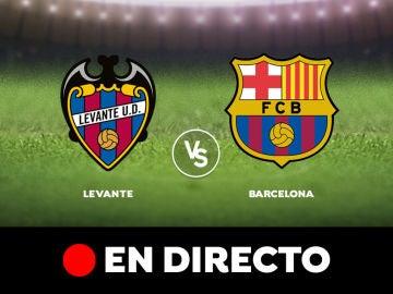 Levante vs Barcelona, partido de jornada 12 de Liga