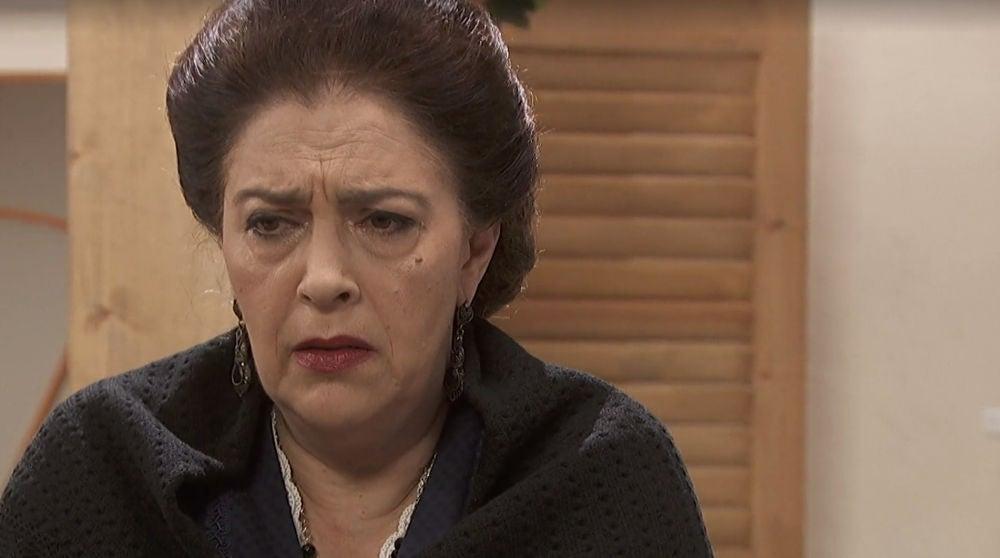 Francisca Montenegro, ¿al límite de la locura?