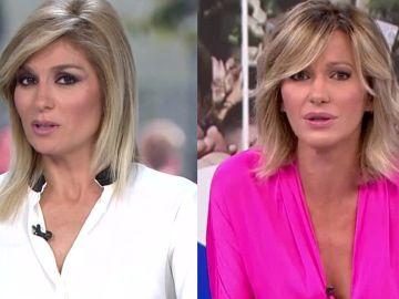 Sandra Golpe y Susanna Griso