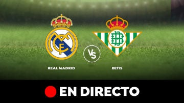 Real Madrid vs Betis, partido de la jornada 12 de Liga