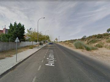 Avenida Gabriel y Galán de Plasencia