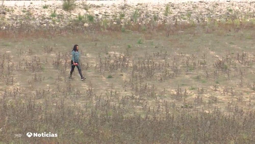 Los científicos buscan lagunas subterráneas para acabar con la sequía del embalse de Buendía en Cuenca